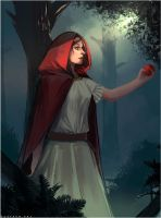 Little Red Riding Hood by GuD0c