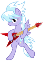 Cloudchaser rocking by Vunlinur