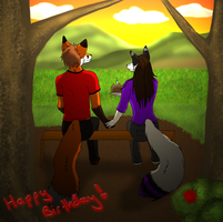 Happy Birthday by RoxyShadowpaw