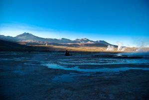 Tatio geyser sunrise 2 by Yupa