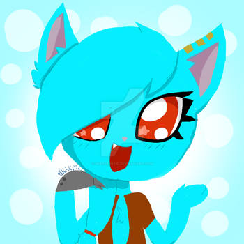Free art #1! for Minty-sweet by Sketchistic