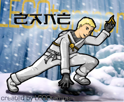Zane drawing - Ninjago by skcolb