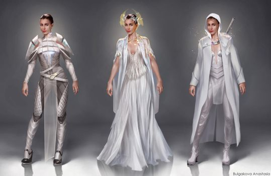 White concept by Sinto-risky