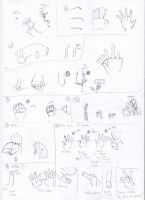 Hands tutorial EN-US, PT-BR by douglaskim