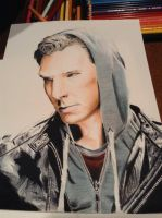 Benedict Cumberbatch by Jamin95
