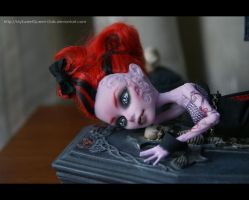 Persephore [For Sale] by MySweetQueen-Dolls