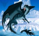 Frozen World -trade- by Galidor-Dragon