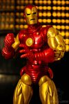 Suit Up: Iron Man Model 4 by Martim