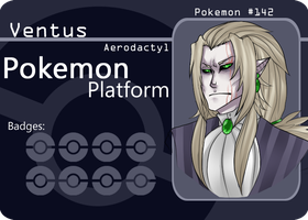 PP: Ventus Battle Card by AcyddXRainbows