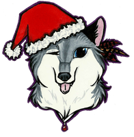 Silverfang .:gift:. by RedSoulWolf13