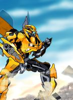 bumble bee2 by melonchan