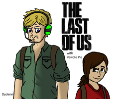 The last of us with Pewdie by Oddiee