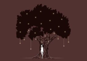 Revamped - Starberry tree by Bleuette