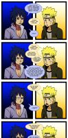 Naruto: Intellectual Intercourse by Neodusk