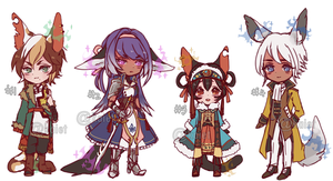 Mixed Venia adoptable auction 2 (CLOSED) by Kaiet