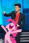 Bruno Mars And Pinkie Pie At The Grammy's by RicRobinCagnaan