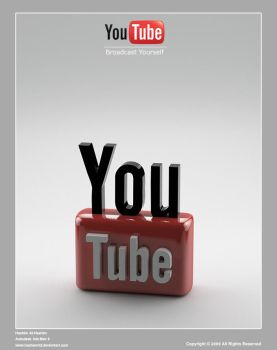YouTube by hashem3d