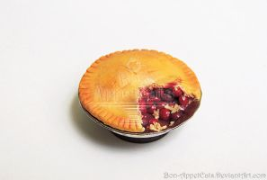 Magnet - Cherry Pie by Bon-AppetEats