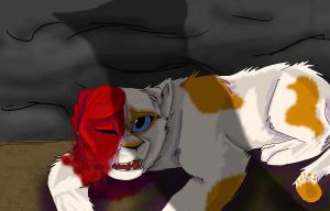 Brightheart's Fear by ClawsandSkulls98