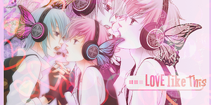 -OUT- Love like this by Nyusita-Shinigami