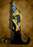Royal Couple of the Underworld by Mayshha