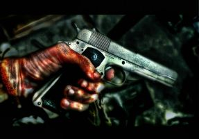 The .45 Calibre Killer by Drchristophers