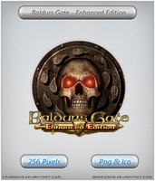 Baldurs Gate Enhanced Edition - Icon by Crussong