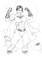 Soviet Superwoman by LuisXIII by Soviet-Superwoman