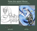 Draw this Again meme by Namh