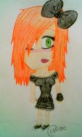 Who's That...? It's Cyd with red hair...? by CydneyJones