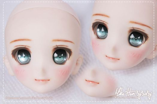 Faceup 27 - DDH-06 by MikoHon3y3a3y