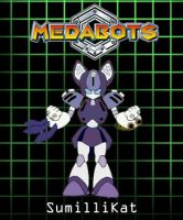 Medabots - Sumillikat by OptimusPraino