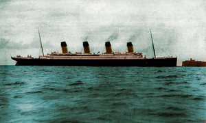 Journey to Heaven by RMS-OLYMPIC