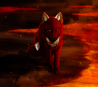 [Gift] Fire on my Name by Cylithren