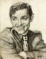 Gable, Once Upon A Time King by snowsowhite