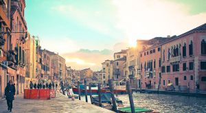 Sunkissed Venice by IntroIuvara