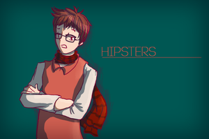Hipsters by AngieMyst