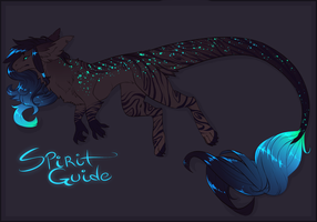(WINNERS) SPIRIT GUIDE - October Kintaur CTA by tenebula
