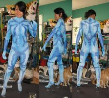 Halo - Cortana WIP 5 by Hyokenseisou-Cosplay