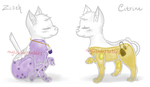 My Teapups! by MyLilAdoptables