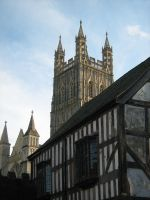 Gloucester Cathedral I by angelofmusicuk