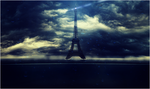 Where is Paris ? by Crelcreation