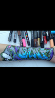 NIMAK Graffiti Body Art ..OMNI.. by NiMAKk