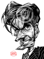 Dr. David Tennant by RussCook