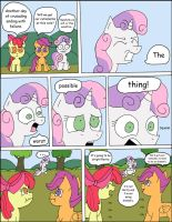 MLP Comic 16: Imitating My Sister by Average-00