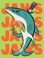 JAWS by LooneyLion