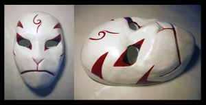 Anbu Mask by SkyeBD
