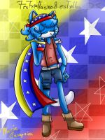 .:Venezuela Pirate:. by SalotheKitty
