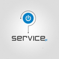 Service pc logo ver.2 by rozmin
