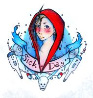 Sick day by 1idiz